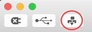 vdi macclient button